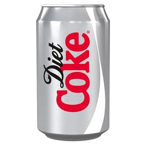 diet coca cola cans