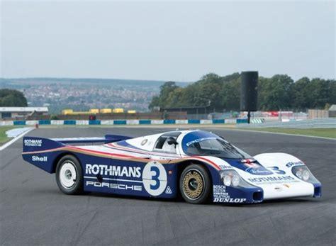 rothmans porsche 956 for sale 1982 rothmans porsche 956 le mans racer