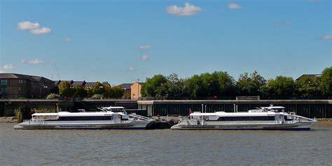 thames clipper new pier sun clipper thames clippers river thames london