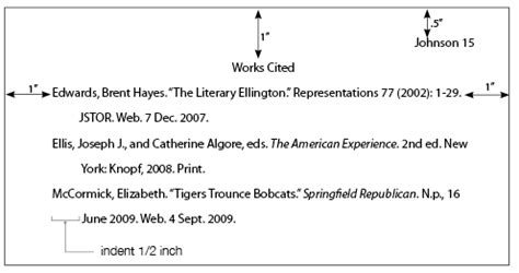 reference book has nothing in lines formatting your works cited list south hadley high