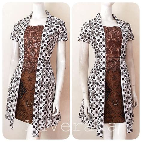 Dress Brukat Kombinasi Batik 1807 best modern indo fashion images on batik