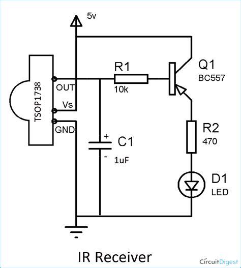 arduino ile ir infrared alıcı receiver ve verici
