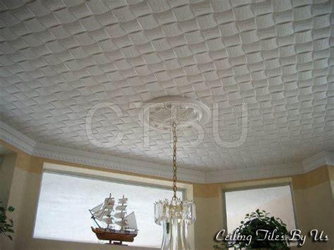 Ceiling Tiles Styrofoam by Styrofoam Ceiling Tiles Installed