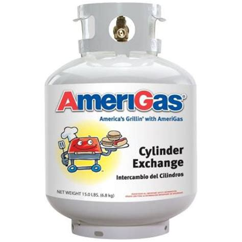 amerigas propane tank exchange 204s the home depot