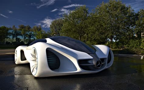 futuristic cars wallpaper mercedes benz biome future cars cars bikes 7692