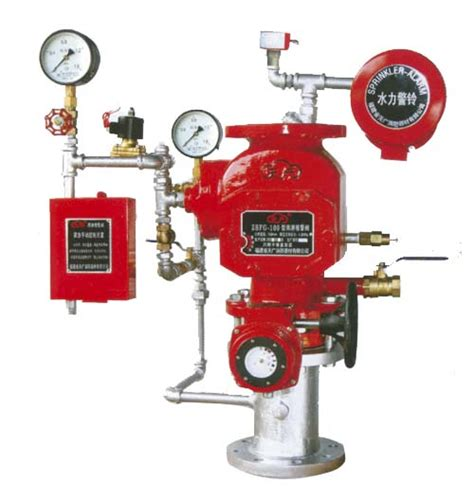 Alarm Check Valve Dia 100 Mm deluge alarm valve zsfg100 200