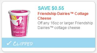 friendship cottage cheese coupons wny deals and to dos friendship dairies cottage cheese