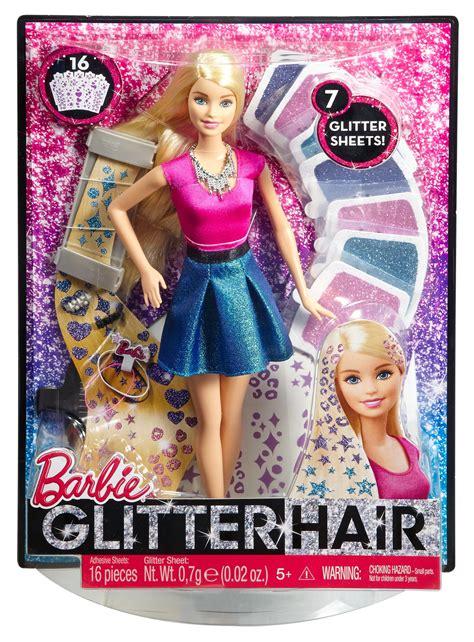 barbie design magazine game amazon com barbie glitter hair design doll toys games