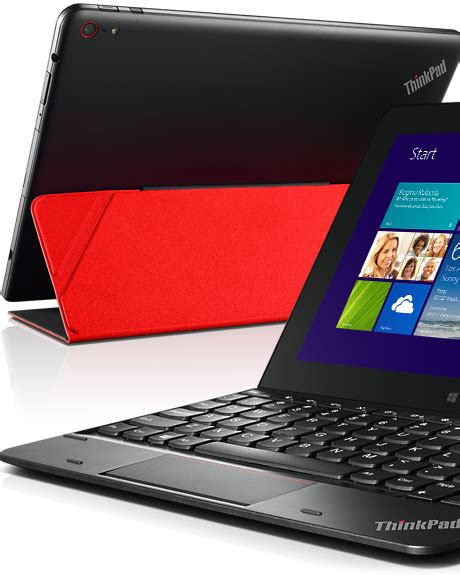 Lenovo Tablet 2 Dengan Windows 10 Thinkpad 10 Tablet Multimode Kelas Bisnis Lenovo Indonesia