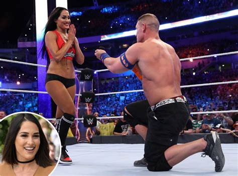 nikki bella proposal how does brie bella really feel about sister nikki s