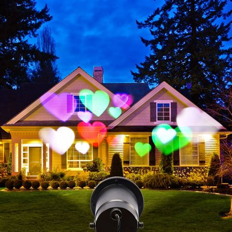 rotating christmas light projector tanbaby valentine s day hallow led laser projector