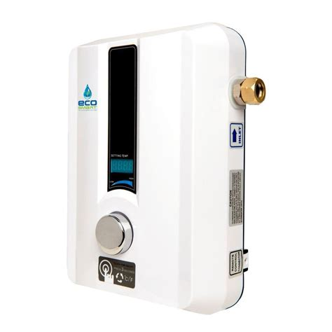 Water Heater Heat tankless water heaters cut water heating costs