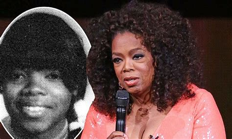Oprah Lost A Baby At 14 by Oprah Winfrey Reveals The Name Of The She Lost At 14