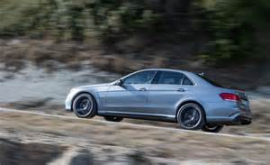 2014 Mercedes E63 Amg Car And Driver