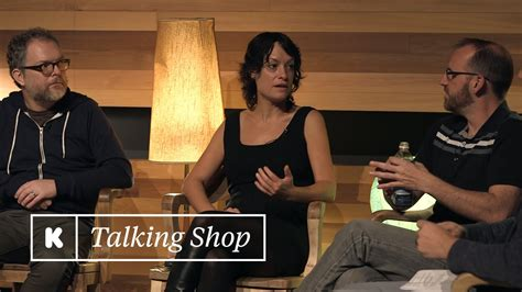 lea thau paul talking shop radiotopia at kickstarter youtube