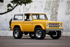 Simple Home Design Gallery 1969 ford bronco kindig it design