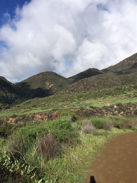 the ojai loop a great hike in ojai living in ojai valley
