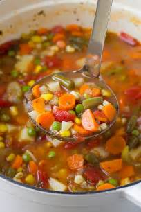 50 homemade vegetable soup recipes how to make easy