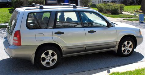 2003 Subaru Forester Reviews by 2003 Subaru Forester Overview Cargurus