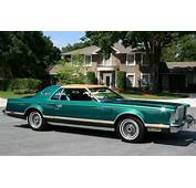 1977 Lincoln Mark V Givenchy Edition  CLASSIC CARS TODAY
