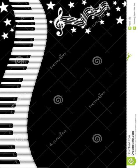 imagenes musicales en blanco y negro fondo blanco y negro ondulado del teclado de piano stock