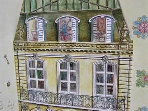 enchanted dolls house 古代屋立體書 ancient times dollhouse 愛麗森的外曼書櫃 娃娃屋立體書 pop up