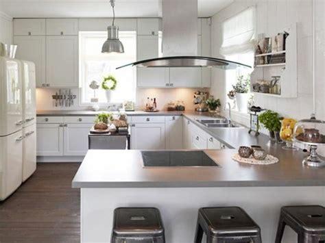 salon avec cuisine am駻icaine modele de cuisine ouverte sur salon 0 modele cuisine