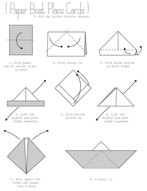 origami how to make a boat ikuzo origami
