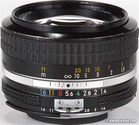 Jual Lensa Nikon Jadul help lensa kuno nikkor 50mm f 1 2 ais bagaimana bisa
