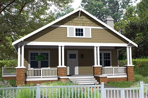 craftsman house plans one story with porches most popular craftsman style house plan 3 beds 2 baths 1260 sq ft