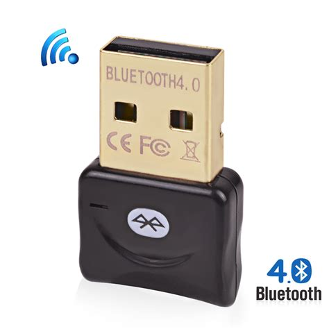 Terbaru Dongle Usb Bluetooth 4 0 aliexpress buy micro usb bluetooth adapter csr 4 0 dual mode wireless adaptador usb dongle