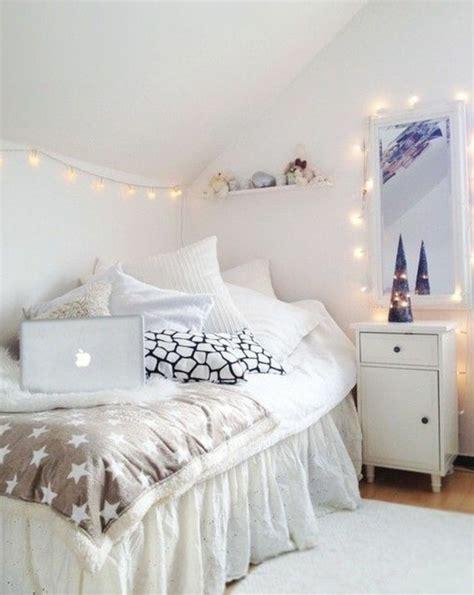 guirlande lumineuse chambre fille 60 id 233 es en photos avec 233 clairage romantique