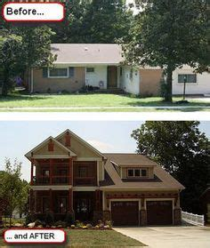 1000 images about exterior before after on
