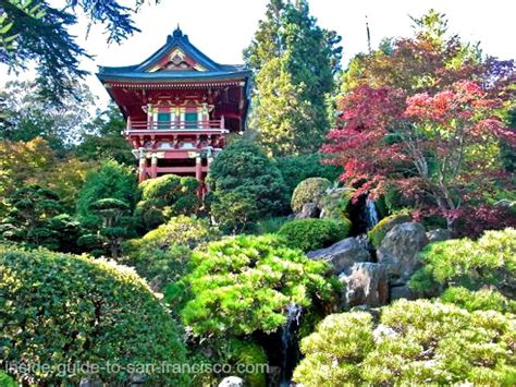 Garden Sf by Japanese Tea Garden San Francisco