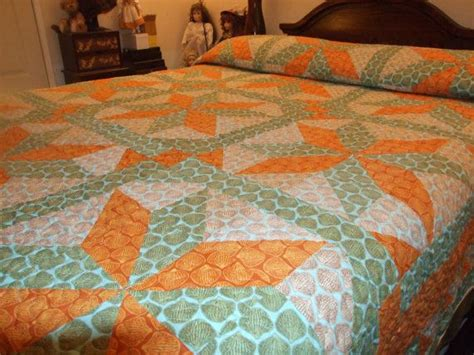 Heirloom Quilts Heirloom Quilt With Modern Edge