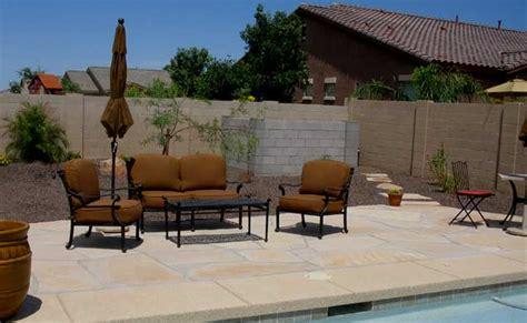 arizona patio home design ideas and pictures
