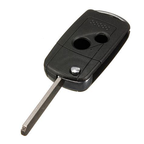 Kaliper Honda Blade Original 2 button blade flip remote key shell for honda