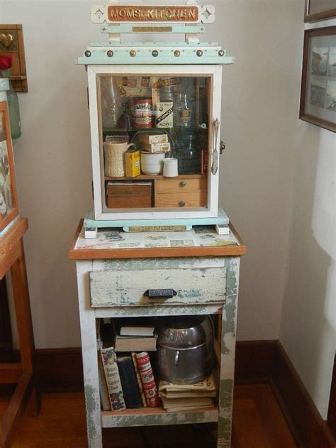 reused kitchen cabinets moms kitchen curio cabinet all reused reusing old
