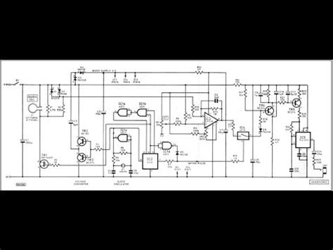 pulse induction of vlf pulse induction metal detector schematic