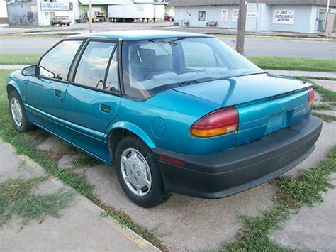 how cars work for dummies 1995 saturn s series spare parts catalogs sell used 1995 saturn sl1 4 door great work or car in salina kansas united states