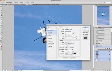 puzzle effects adobe community photoshop tutorial create a realistic puzzle effect