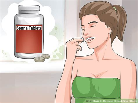 Side Effects Of Taking Stool Softeners by 3 Ways To Opioid Side Effects Wikihow
