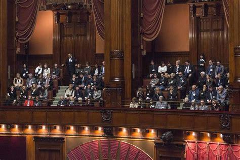 seduta dei deputati prima seduta parlamento