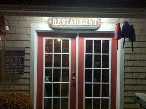 Front Door Restaurant The Front Doors Of Chowdah S Restaurant Yelp