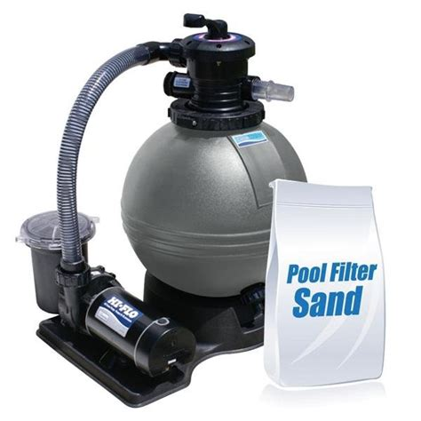 waterway 520 5200 6s s clearwater 16in sand filter and