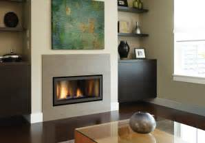 Midcentury Modern Lighting - modern gas fireplace living room contemporary with accent wall area rug beeyoutifullife com