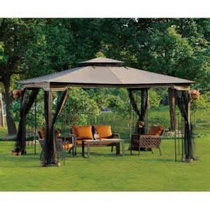 Outdoor Canopy Gazebo 12x12 by 10 X 12 Gazebo Canopy With Mosquito Netting