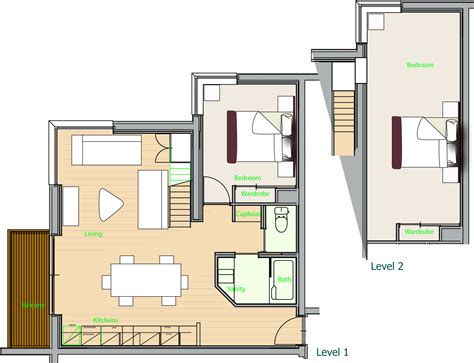 guide to japanese apartments floor plans photos and deep tracks 8 deep tracks luxury ski accommodation in