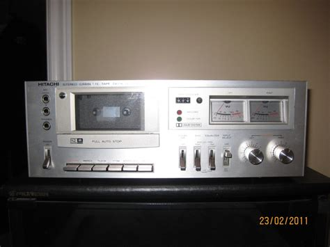cassette players for sale vintage hitachi cassette player for sale canuck audio mart