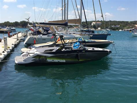 scarab boats 255 2016 scarab 255 ho impulse wake power boat for sale www